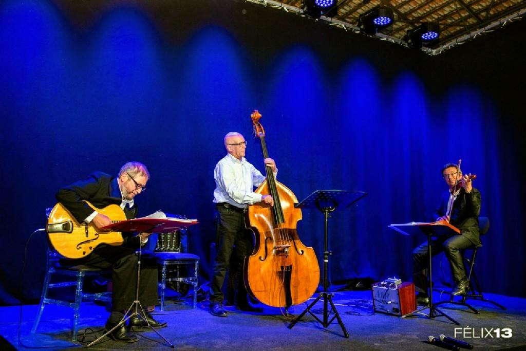 """Konzert bei der Zeremonie zur Verleihung der """"Pyramides d'Argent"""" in Straßburg"""