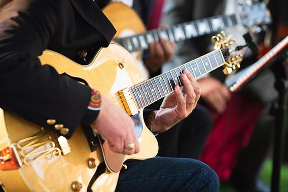 Jazzband für private Veranstaltungen