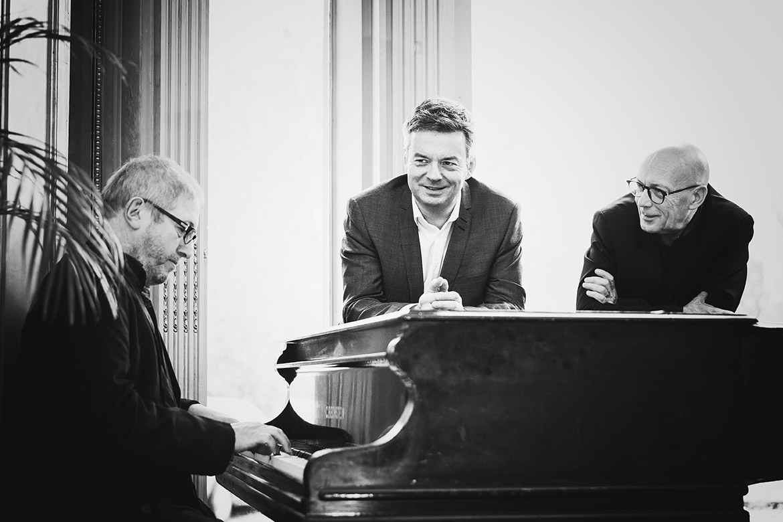 Die Musiker des Jazzensembles Cordology