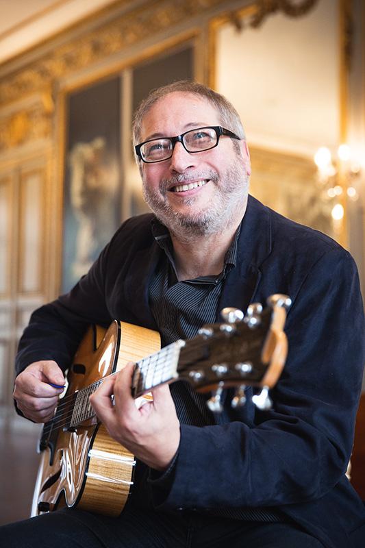 Éric Soum, Gitarrist von Cordology