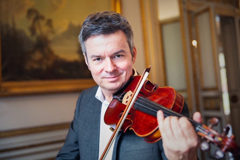 Laurent Muller, Violinist von Cordology