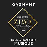 Ziwa Award 2020 – Catégorie musique